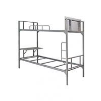 Bàn giường tầng sắt BJS-2T