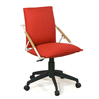 Ghế xoay văn phòng vải nỉ GX209-M-S2