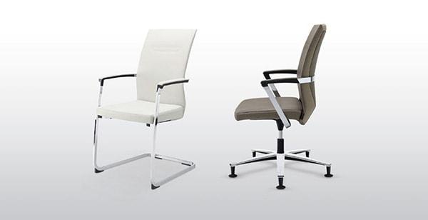 Ghế văn phòng bọc chất liệu nào phù hợp với bạn?