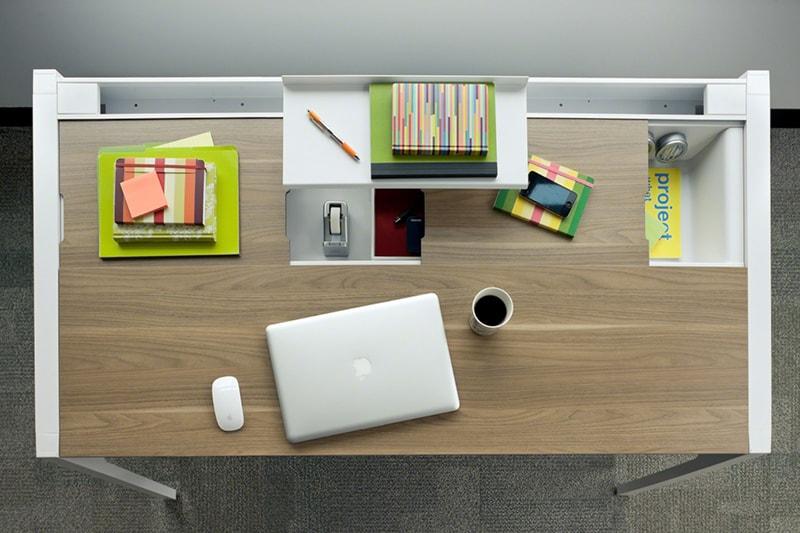 Vì sao phải sắp xếp bàn làm việc gọn gàng, khoa học?