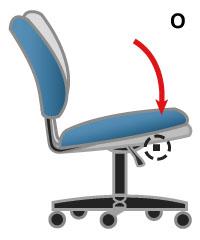 Ghế xoay văn phòng và những lợi ích tuyệt vời